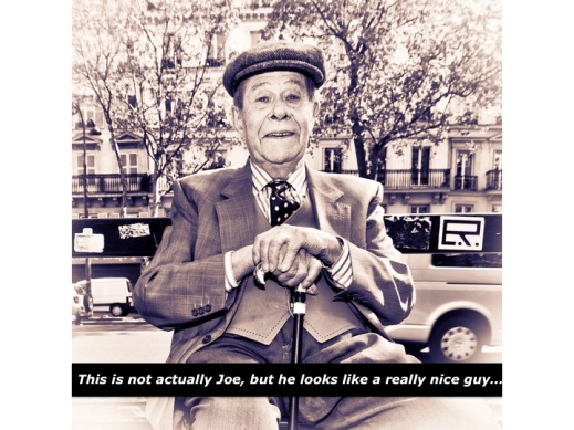 Nice old guy